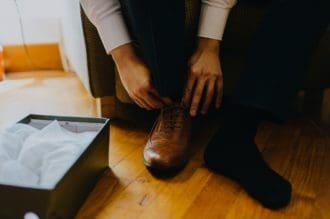 נעל מעור