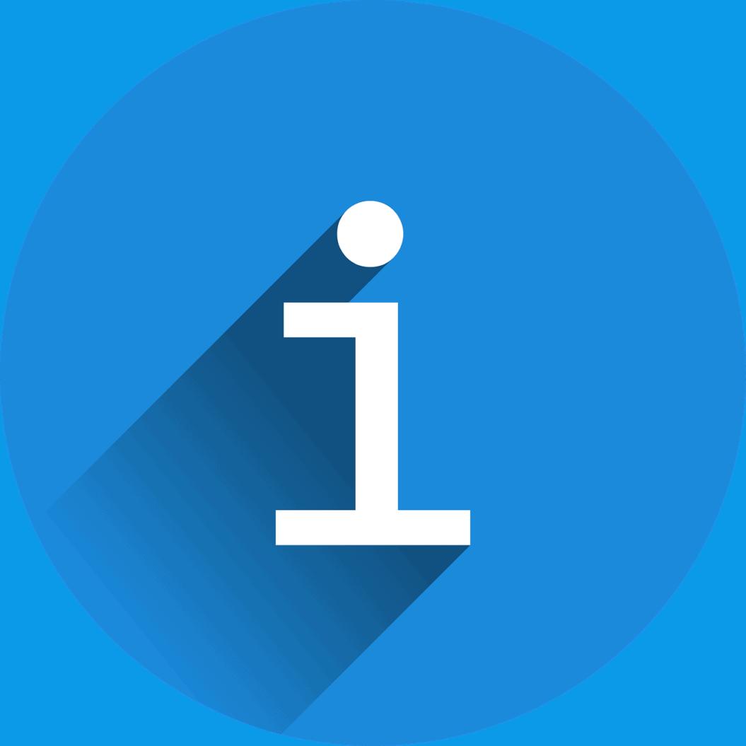 סמל של מידע